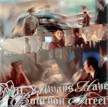 ‡ VAMPIREDIARIESWEB ________#Article Episode: 4X08 - We'll Always Have Bourbon Street «You and Katherine have a lot more in commun than just your looks.»_____'.____~ _Création_ ¦ _Inspi décoration_ ¦ _Newsletter_