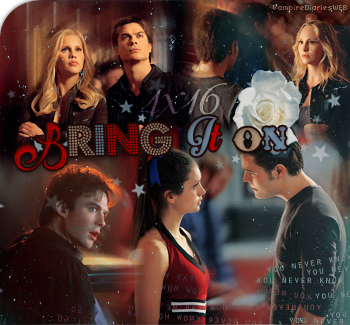 ‡ VAMPIREDIARIESWEB ________#Article Episode: 4X16 - Bring It On «You and Katherine have a lot more in commun than just your looks.»_____'.____~ _Création_ ¦ _Inspi décoration_ ¦ _Newsletter_