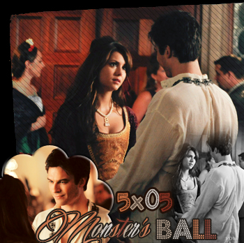 ‡ VAMPIREDIARIESWEB ________#Article Episode: 5X05 - Monster's Ball «You and Katherine have a lot more in commun than just your looks.»_____'.____~ _Création_ ¦ _Inspi décoration_ ¦ _Newsletter_