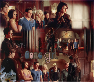‡ VAMPIREDIARIESWEB ________#Article Episode: 5X15 - Gone Girl «You and Katherine have a lot more in commun than just your looks.»_____'.____~ _Création_ ¦ _Inspi décoration_ ¦ _Newsletter_