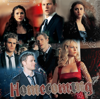 ‡ VAMPIREDIARIESWEB ________#Article Episode: 3x09 - Homecoming «You and Katherine have a lot more in commun than just your looks.»_____'.____~ _Création_ ¦ _Inspi décoration_ ¦ _Newsletter_