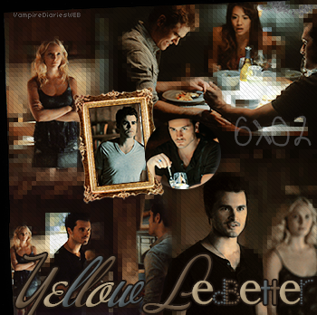 ‡ VAMPIREDIARIESWEB ________#Article Episode: 6X02 - Yellow Ledbetter «You and Katherine have a lot more in commun than just your looks.»_____'.____~ _Création_ ¦ _Inspi décoration_ ¦ _Newsletter_