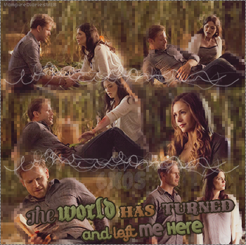 ‡ VAMPIREDIARIESWEB ________#Article Episode: 6X05 - The World Has Turned and Left Me Here «You and Katherine have a lot more in commun than just your looks.»_____'.____~ _Création_ ¦ _Inspi décoration_ ¦ _Newsletter_