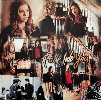 ‡ VAMPIREDIARIESWEB ________#Article Episode: 6X08 - Fade Into You «You and Katherine have a lot more in commun than just your looks.»_____'.____~ _Création_ ¦ _Inspi décoration_ ¦ _Newsletter_