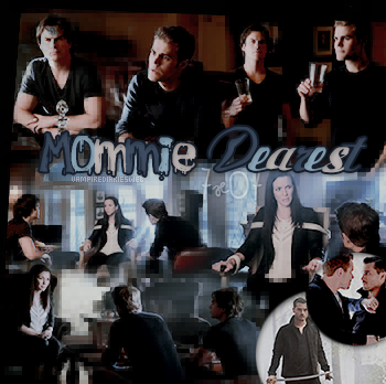 ‡ VAMPIREDIARIESWEB ________#Article Episode: 7x07 - Mommie Dearest «You and Katherine have a lot more in commun than just your looks.»_____'.____~ _Création_ ¦ _Inspi décoration_ ¦ _Newsletter_