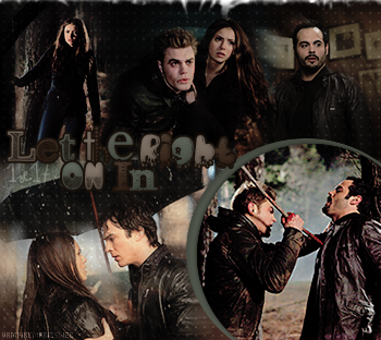 ‡ VAMPIREDIARIESWEB ________#Article Episode: 1x17 - Let the Right On In «You and Katherine have a lot more in commun than just your looks.»_____'.____~ _Création_ ¦ _Inspi décoration_ ¦ _Newsletter_