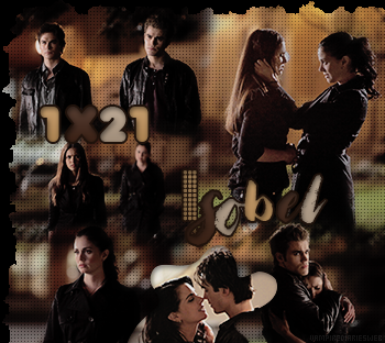 ‡ VAMPIREDIARIESWEB ________#Article Episode: 1x21 - Isobel «You and Katherine have a lot more in commun than just your looks.»_____'.________~ _Création_ ¦ _Décoration_ ¦ _Newsletter_