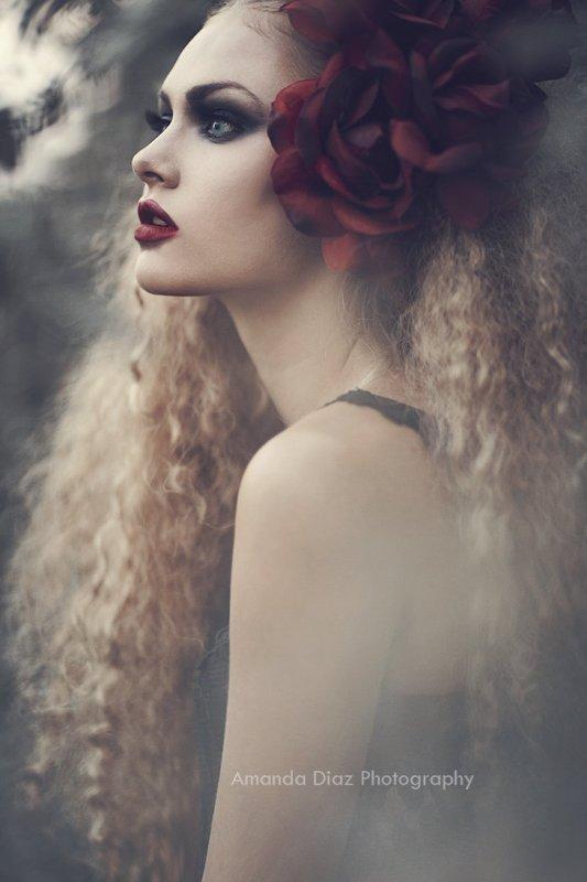 La fleur renvoyée (exercice de dilatation sur les vers de Marceline Desbordes-Valmore )