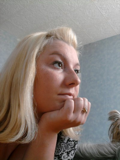 moi blonde