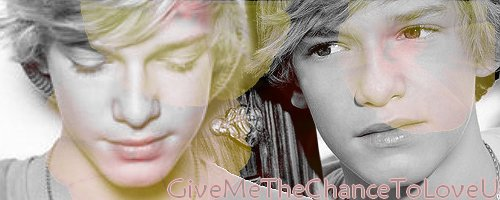 GiveMeTheChanceToLoveU