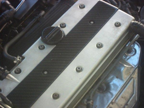 Coté moteur