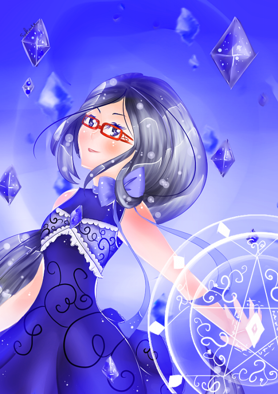 Crystal ~ First Draw