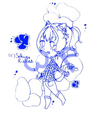 Wip : ChibieSakura ♥