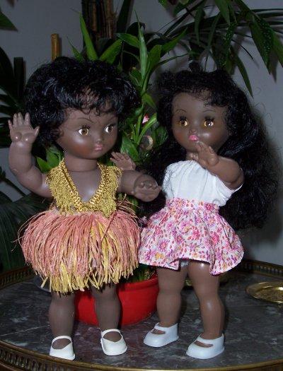 Mes Poupées Noires