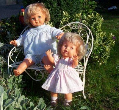 Nanar et Tinou Bella