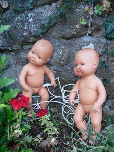 """Bébés qui rigolent """"Falca"""""""