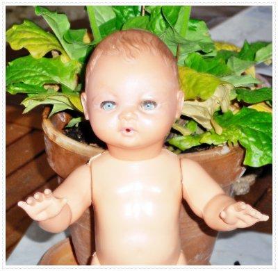 Cils, plus bébé Gégé ?