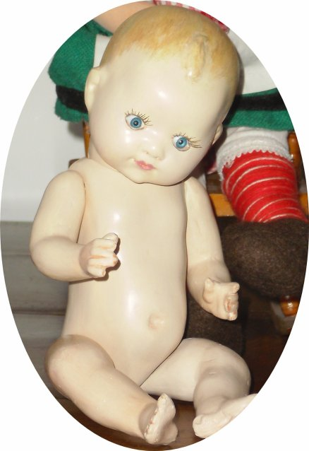 Bambino petit frère de Bleuette  Terminé !...