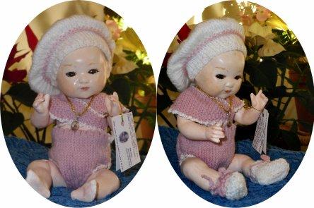 Schildkröt,Bambino,Patsy Effanbee,Bleuette, Armand Marseille 351
