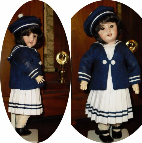 Bleuette SFBJ  Semaine de Suzette ( robes )