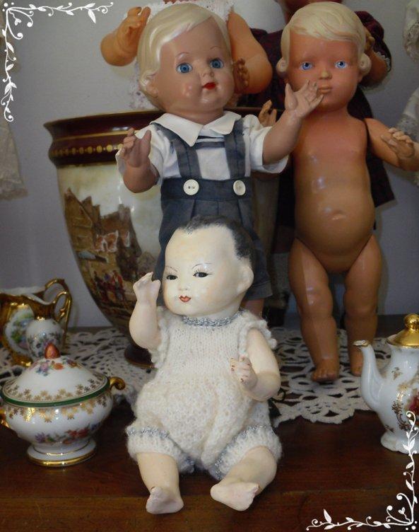 """Bambino """"Petit Frère de Bleuette"""" ne vous oublie pas !"""
