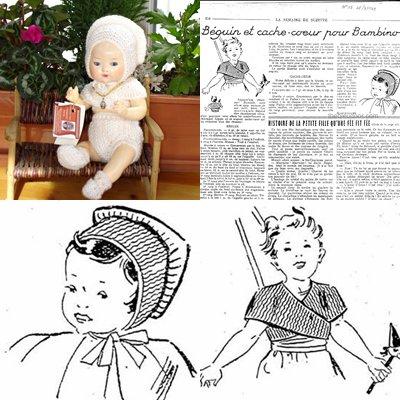 Bambino Petit Frère de Bleuette nouveau départ pour 2015