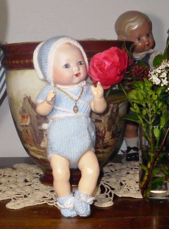 Bambino Petit Frère de Bleuette départ 07...08