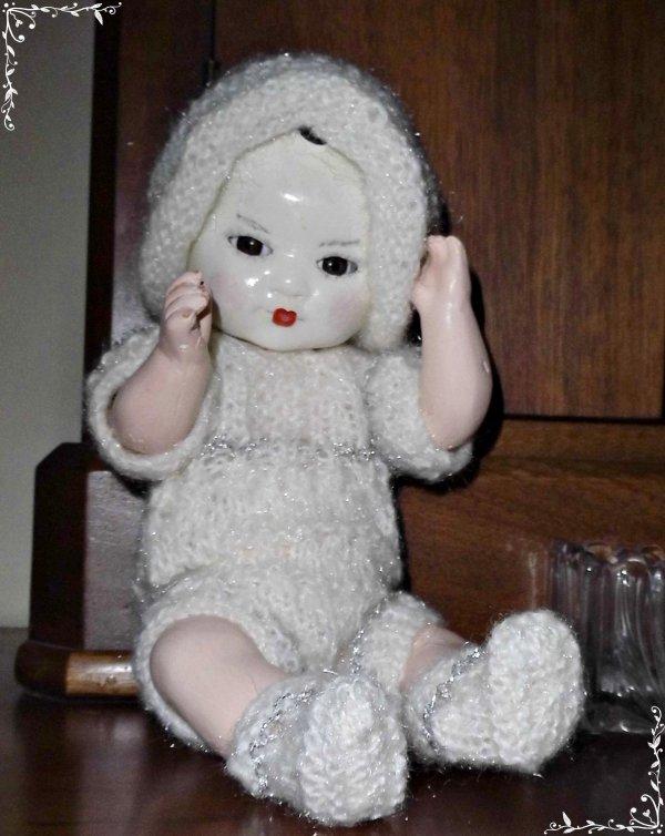 Bambino Petit Frère de Bleuette terminé