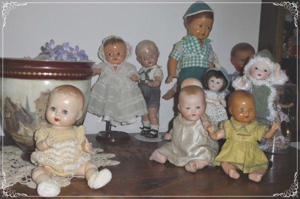 Rosebud Doll