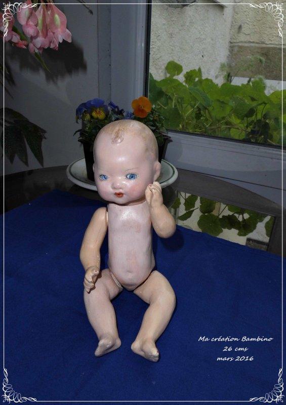 Bambino Petit Frère de Bleuette N° 4