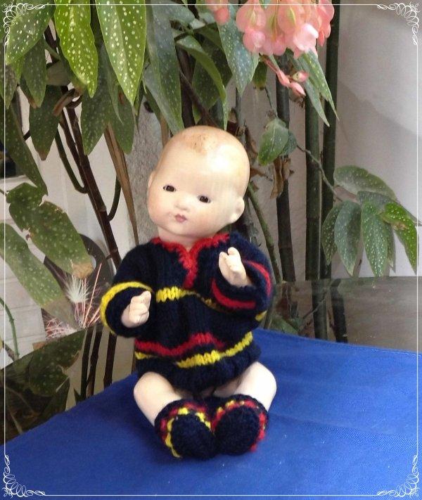 Bambino Petit Frère de Bleuette à vendre