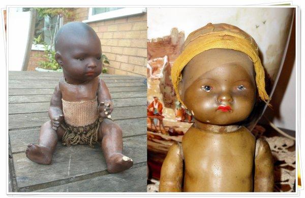 """Baby""  HEUBACH KOPPELSDORF , Oriental Armand Marseille 353 et  AM Asia 351"