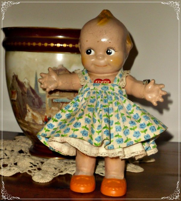 """Kewpie Doll"" Rose O'Neill"