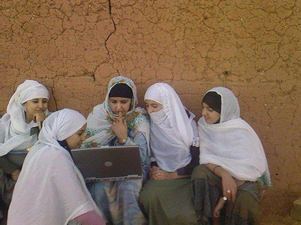 ...les fille de sos amazigh