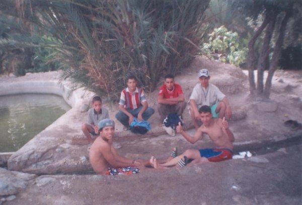2007 avec mes amis*****
