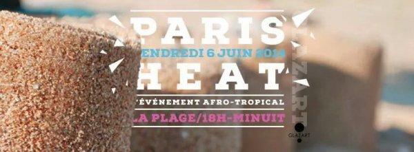 Retrouvez Levitique Josue aux Paris Heat #2