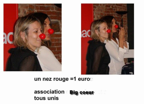 association Big coeur et ZAZIE