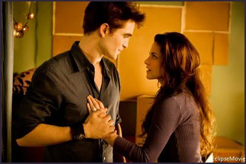 Nouveau Stills de Breaking Dawn.