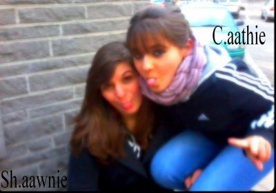 C.aathie ~ S.haawnie ♥