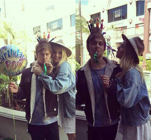 Ellington's Birthday Celebration ♥♡