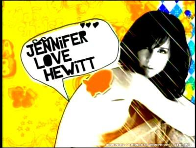 Your #1 french source about jennifer love hewitt