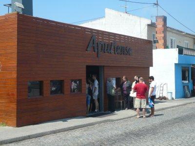 "Restaurante ""O apuliense"" Apulia"
