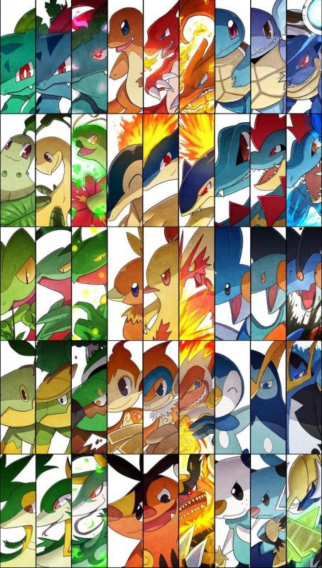 La Quelle est votre préférée ?