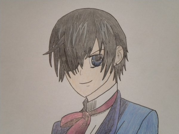 CIEL PHANTOMHIVE - BLACK BUTTLER