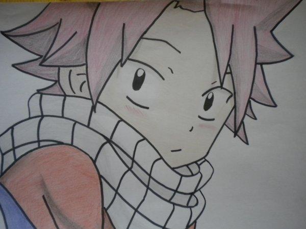 Articles de mes dessins xx tagg s fairy tail mes - Dessin de fairy tail ...