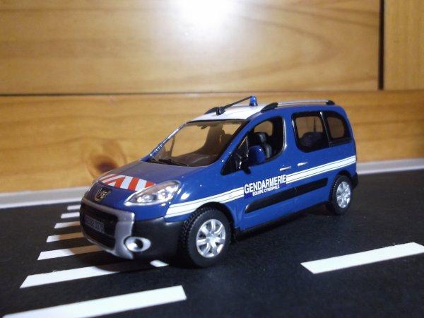 véhicule gendarmerie équipe cynophile