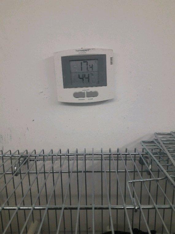 Température avec taux humidité