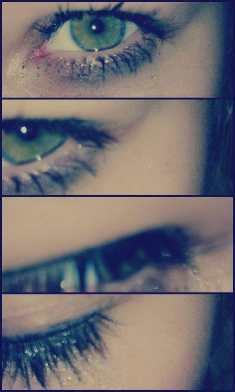 Mais yeux *.* ♥