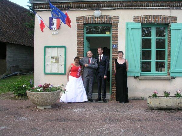 mariage de Cédric et Jean philippe