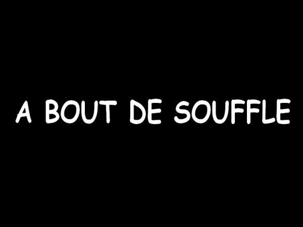 SANS TOI J'SUIS A BOUT DE SOUFFLE , J'TOMBE DANS CE PUTAIN DE GOUFFRE ! ♥